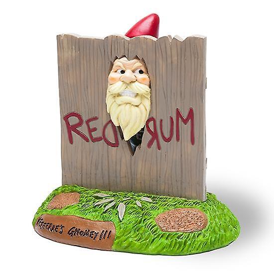 Bigmouth -'Here's Gnomey!' Garden Gnome