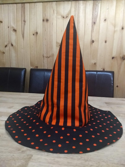 Witch Hat - Happy Halloween