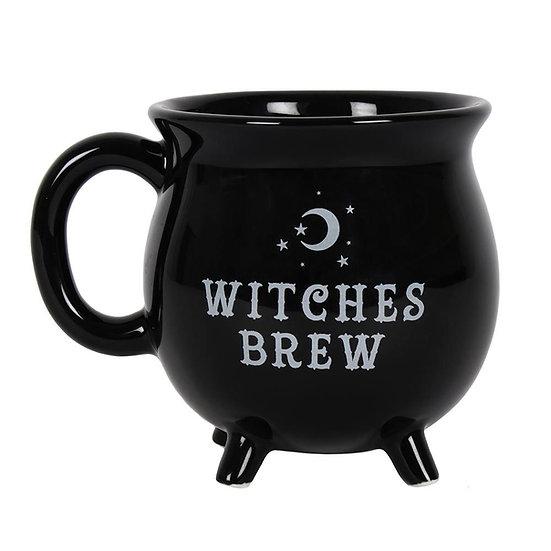 Witches Brew Cauldron Mug