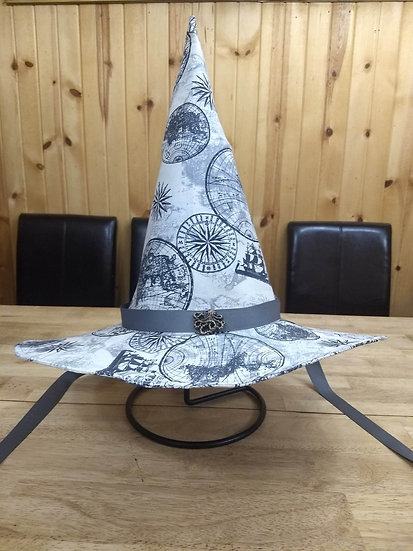 Witch Hat - Geography on the High Seas