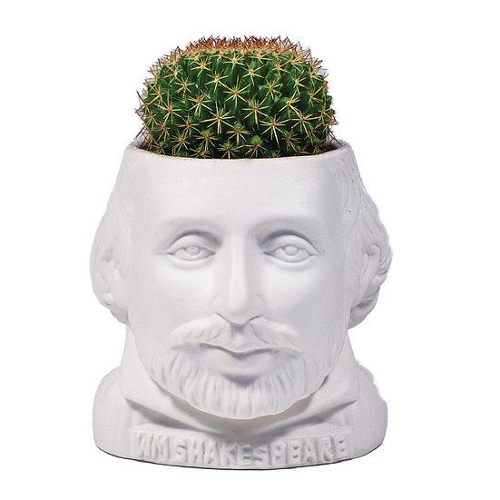 William Shakespeare Planter