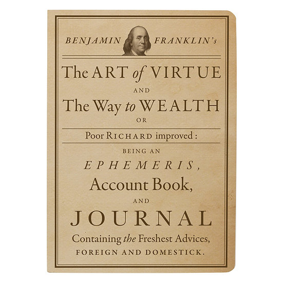 Benjamin Franklin's Account Book, and Journal
