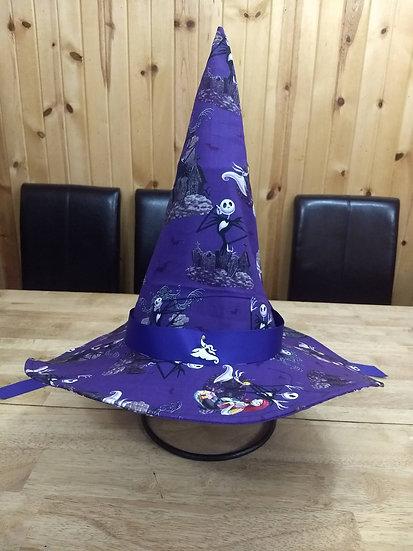 Witch Hat - Purple Nightmares