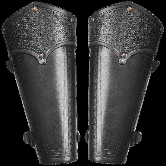 Anvard Leather Bracers