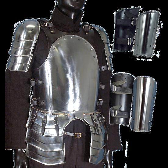 Mercenary Armor Package
