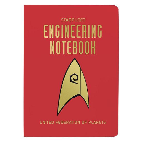 Star Trek Engineering Notebook