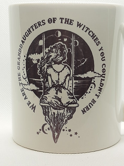 Granddaughters of Witches Mug
