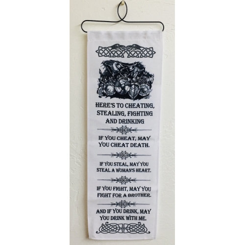Wall Hanging - Old Proverb