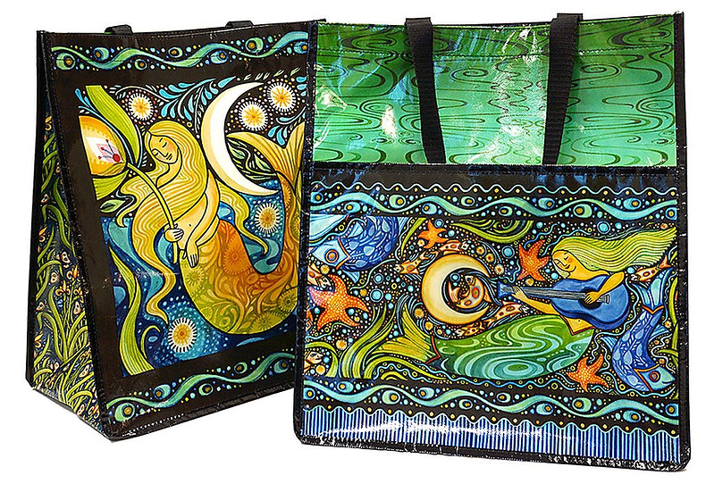 Oceanica Shopping Tote