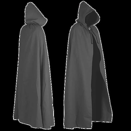 Canvas Cloak - Aaron Style - Grey