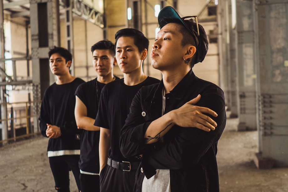Singaporean band ORANGECOVE is made up of 4 brothers and friends