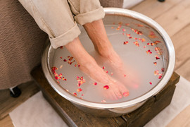 Rose Petal Foot Soak