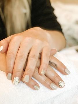 Gel Manicure - Nail Art