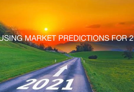 Housing Market Predictions for 2021
