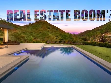 Real Estate Boom?