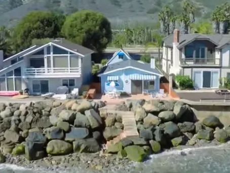 Christopher Lloyd Lists Oceanfront Home For Sale