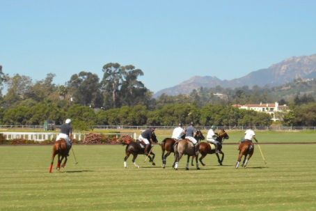 The Santa Barbara Polo and Racquet Club