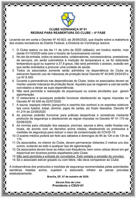 REGRAS-PARA-REABERTURA-DO-CLUBE---4ª-FAS