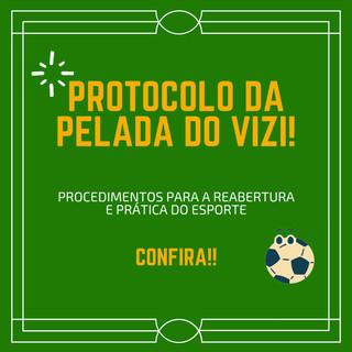Verde Campo Festa de Futebol Convite (1)