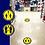 """Thumbnail: Social Distancing Floor Sticker (Floor Graphics) 18 """""""