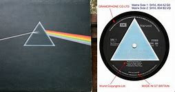 How to recognise Dark side of the Moon 1st Issue