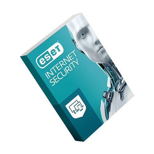 Eset Internet Security - 1 Year - 1 PC