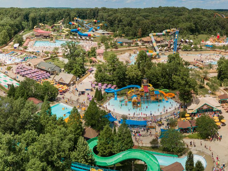 5 Awesome Indiana Water Parks!