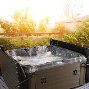 New Hot Tubs on The Floor