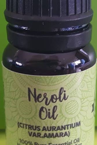 NEROLI OIL  (Citrus Aurantium Var.Amara)