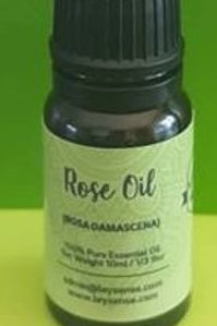 ROSE OIL   (Rosa Damascena)