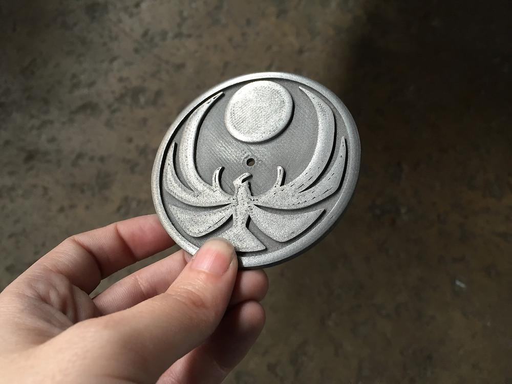 Season Studios | Skyrim Nightingale Emblem