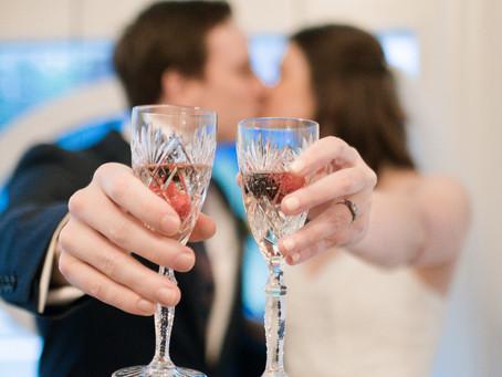 Micro-Wedding: Rachel + James
