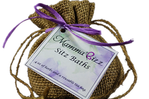 Sitz Bath Herbal Blend