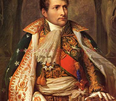 La Corse du Sud et Napoléon