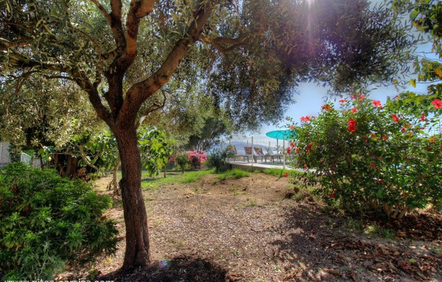 a. Extérieur : jardin