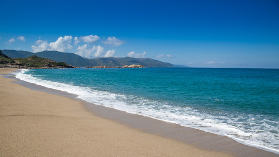 La plage à 5 min à pied