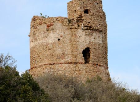 La Tour de Sagone, monument historique
