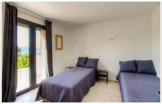 Junior suite Azuré Ajonc, chambre 2