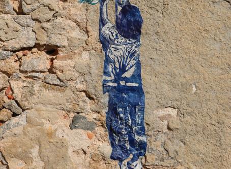 L'art dans les rues de Calvi