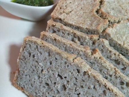 לחם כוסמת 100% ללא גלוטן