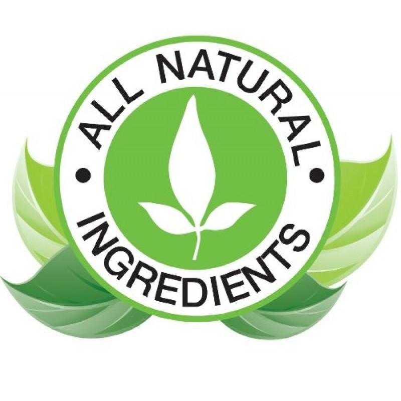 מרכיבים טבעיים בלבד