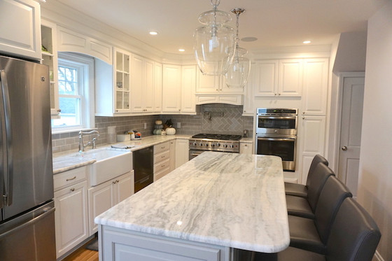 Kitchen Renovation in Medford, MA