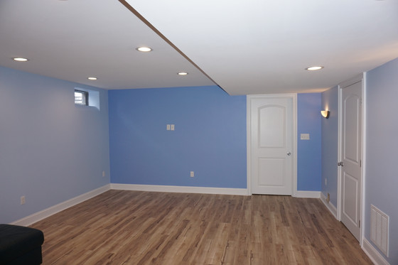 Project Spotlight - Basement Renovation in Arlington, MA