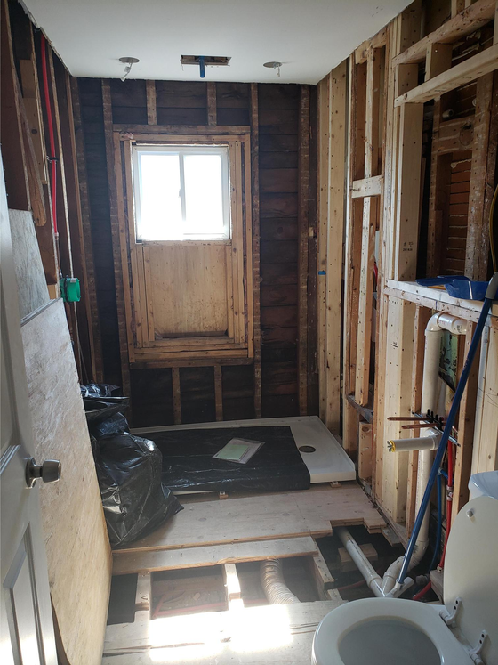Featured Project - Bathroom Renovation