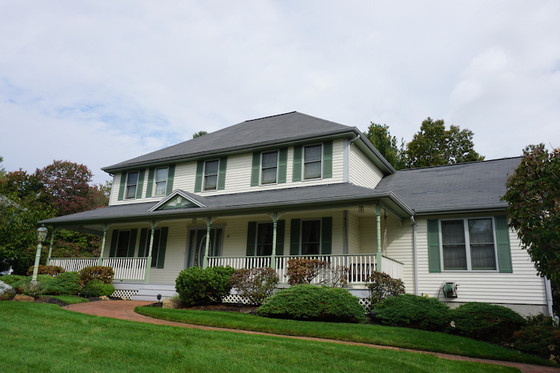 Project Spotlight - New Roof in North Reading, MA
