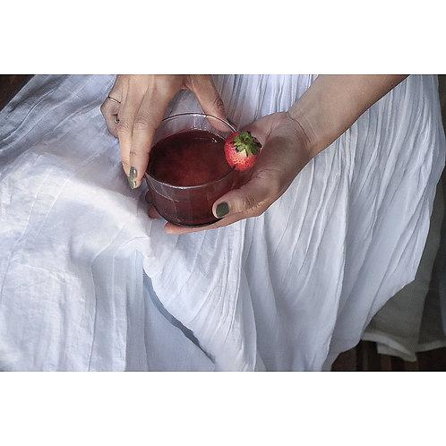 ハーブティー:Apple rose