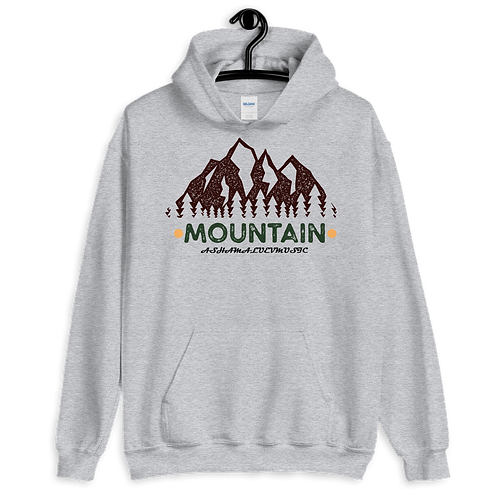 Hoodie Light Colors | Mountain