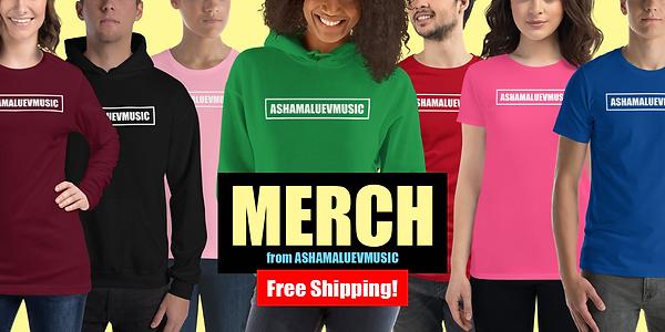 Merch Shop from AShamaluevMusic Free Shi