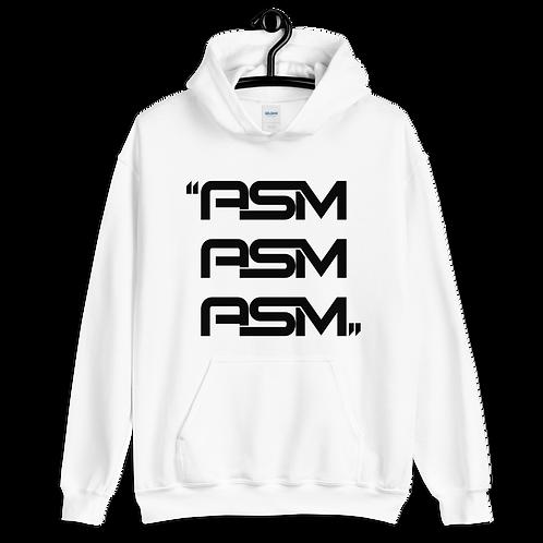Hoodie 'ASM3'