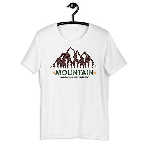 Short-Sleeve T-Shirt Light Colors | Mountain